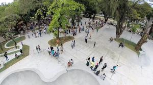 Horto do Fonseca ganha inauguração Skatepark no próximo domingo