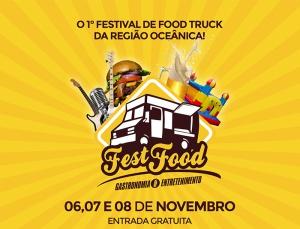 1° Festival de Food Trucks da Região Oceânica