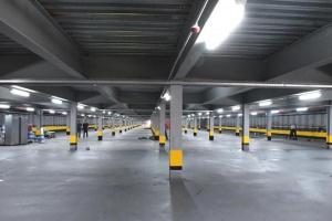 Inaugurada Garagem Subterrânea de Charitas