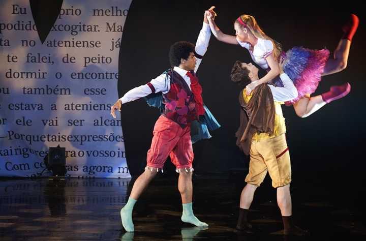 Apresentação da Companhia de Ballet de Niterói