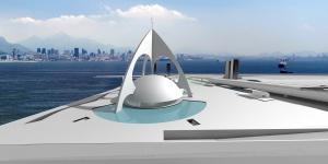 Caminho Niemeyer receberá mais uma grande obra