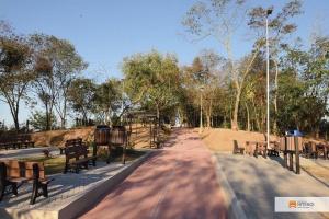 Inauguração do Parque das Águas