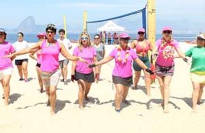 Movimento Viver organiza atividades para o Outubro Rosa em Niterói