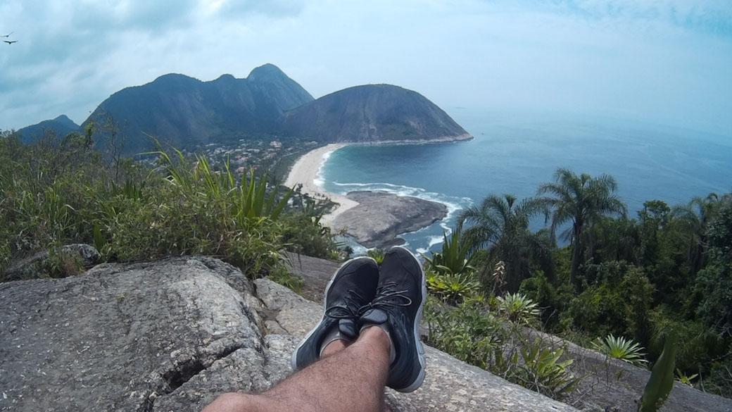 Niterói entra na rota da maior trilha do país