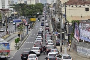 Reforma – Alameda São Boa Ventura: Ciclovias e Paisagismo