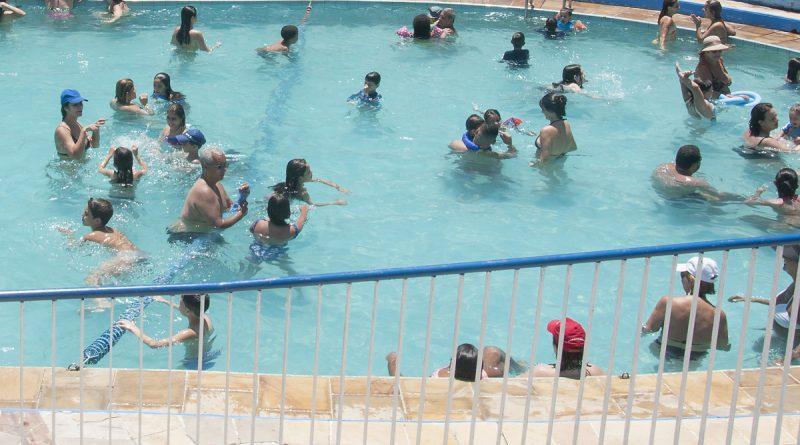 Clube de Niterói oferece permissão de acesso durante o verão