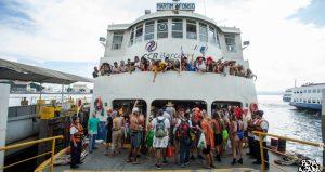 Operação Especial das Barcas no Carnaval 2019