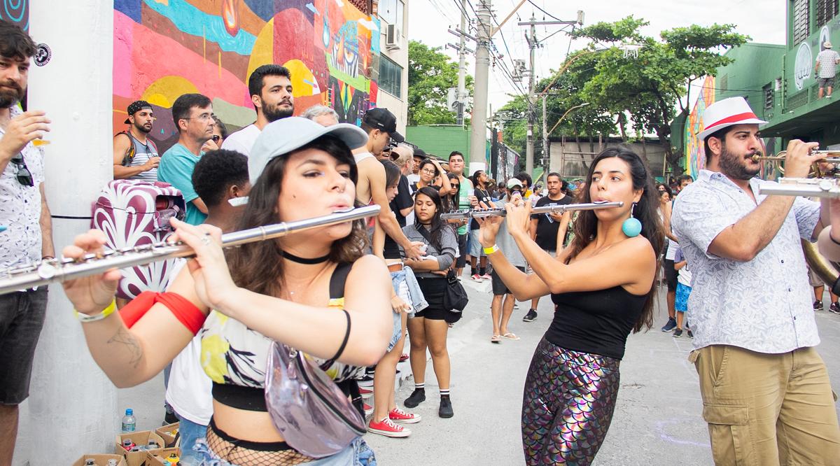 Seja um articulador da Galeria Urbana Niterói