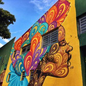 Arte na Rua em Niterói: galeria de graffiti com 1.400m²