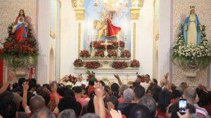 Comemorações pelo Dia de São Jorge
