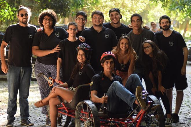 Estudantes da UFF são finalistas em competição da Nasa