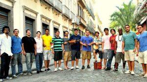 Samba da Ouvidor no Teatro Municipal de Niterói