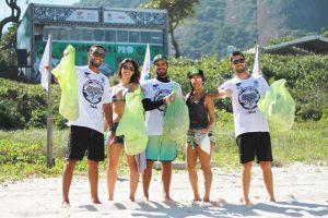 Itacoatiara Pro tem final de semana dedicado a ações ambientais