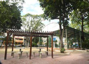 Praça da Ponta D'Areia com cara nova a partir da próxima semana