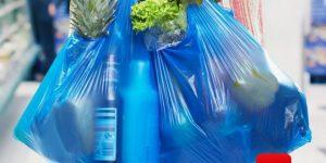 No estado do RJ, sacolas plásticas passam a ser proibidas nos supermercados