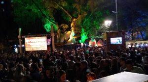 Rota Cervejeira transmite final da Copa América, no Campo de São Bento