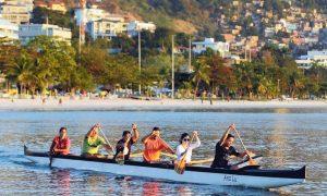 Com o mar mais limpo, Niterói vive a onda dos esportes aquáticos