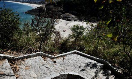 Obras da Praia do Sossego seguem a todo vapor