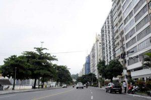 Virada da mobilidade vai transformar avenida na orla de Icaraí em área de lazer