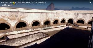 Assista: Documentário sobre a Fortaleza de Santa Cruz da Barra