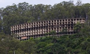 Hotel Panorama (esqueleto) – Parque da Cidade