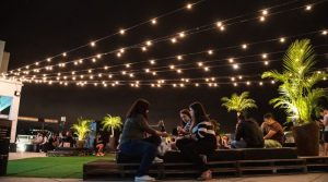 Plaza Niterói apresenta o último High Line do ano