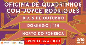 OFICINA DE QUADRINHOS
