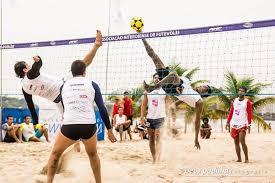 O Circuito MF Futevôlei anima as areias da praia de Icaraí