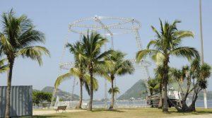 Niterói terá Árvore de Natal com 50 metros de altura