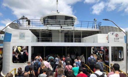 Desconto de R$ 4,00 na integração com as barcas em Niterói