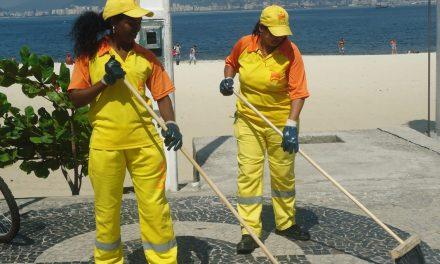 Niterói segue em primeiro lugar no ranking estadual de limpeza urbana