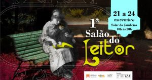Niterói recebe grandes autores no Salão do Leitor