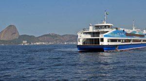 Barcas terão horário especial no Réveillon