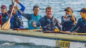 As canoas havaianas vão invadir Niterói no próximo sábado