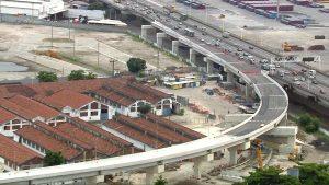 Alça Ponte-Linha Vermelha será aberta no próximo sábado!