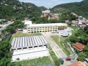 Niterói ganha primeiro centro de referência de quarentena