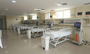 Niterói inaugura hospital para tratamento exclusivo de pacientes com COVID-19