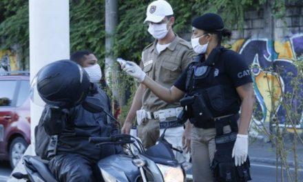 Falta do uso de máscara dará multa em Niterói