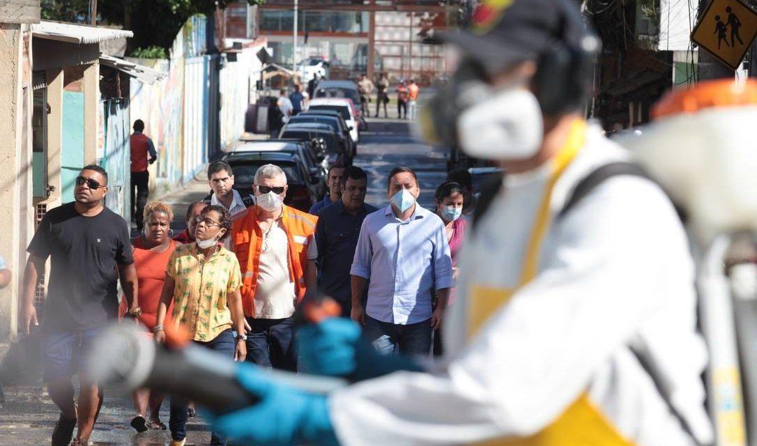 Prefeitura de Niterói prepara plano de transição gradual para normalização da rotina