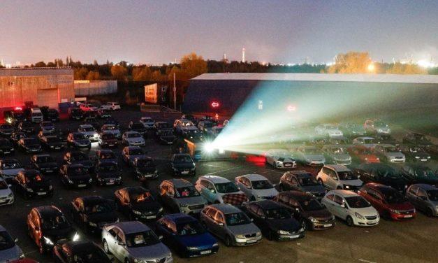 Confira a programação do cinema drive-in de Niterói!