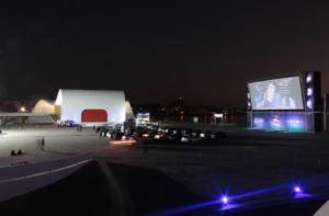 Programação do Cine Drive-in de Niterói