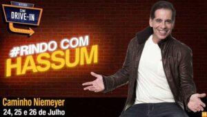 Drive In com show do humorista Leandro Hassum