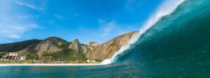 Competição vai premiar melhor onda surfada em Niterói