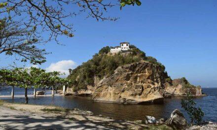 Começa a segunda etapa da restauração da Ilha da Boa Viagem