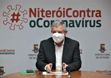 Covid-19: Prefeito de Niterói informa ao Instituto Butantan que a cidade está pronta para a vacinação