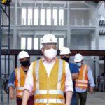 Obras do Mercado Municipal avançam para nova etapa
