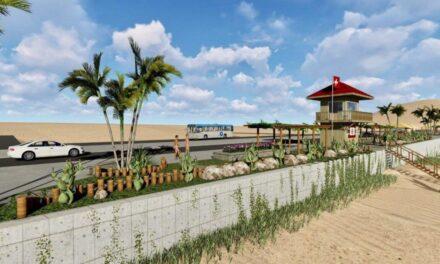 Obras de recuperação do calçadão da Praia de Piratininga começam em abril