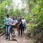 Programa Ecotur sem Barreiras vai oferecer passeios para pessoas com dificuldade de locomoção e deficiências visual e auditiva
