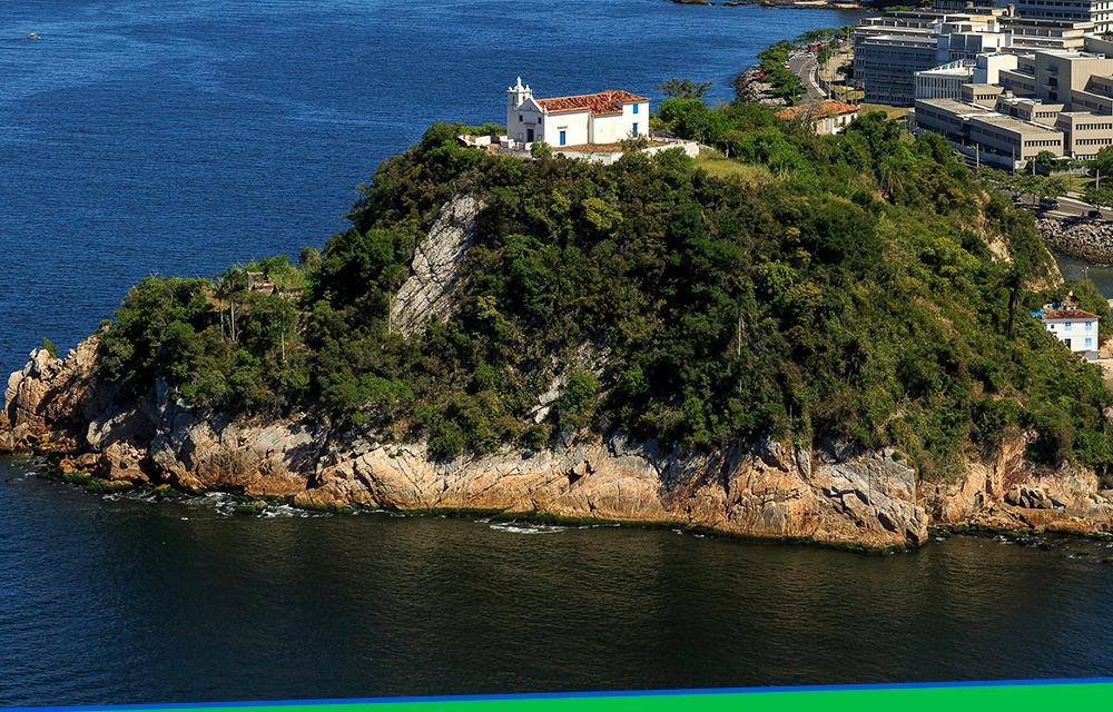 Você conhece a Ilha da Boa Viagem?
